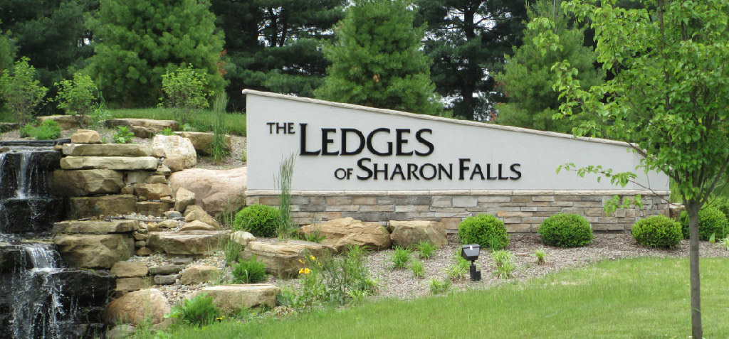 The Ledges of Sharon Falls